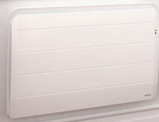 Installation de radiateur à fonte active